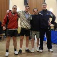 Ďoubek s Vodalem vítězně na turnaji v Jasenné