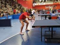 Stolní tenis: Ďoubek s Dražinovským mistry ČR nakonec nepotrápili