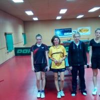 Úspěšný týden broumovského stolního tenisu a vstup žen do divize
