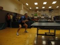 Broumovský Ďoubek stříbrný v turnaji ve stolním tenise