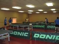 Broumovští stolní tenisté hrají a trénují v nových prostorech