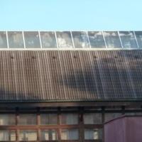 Žádost o obnovu nátěru oken střechy haly na Spořilově