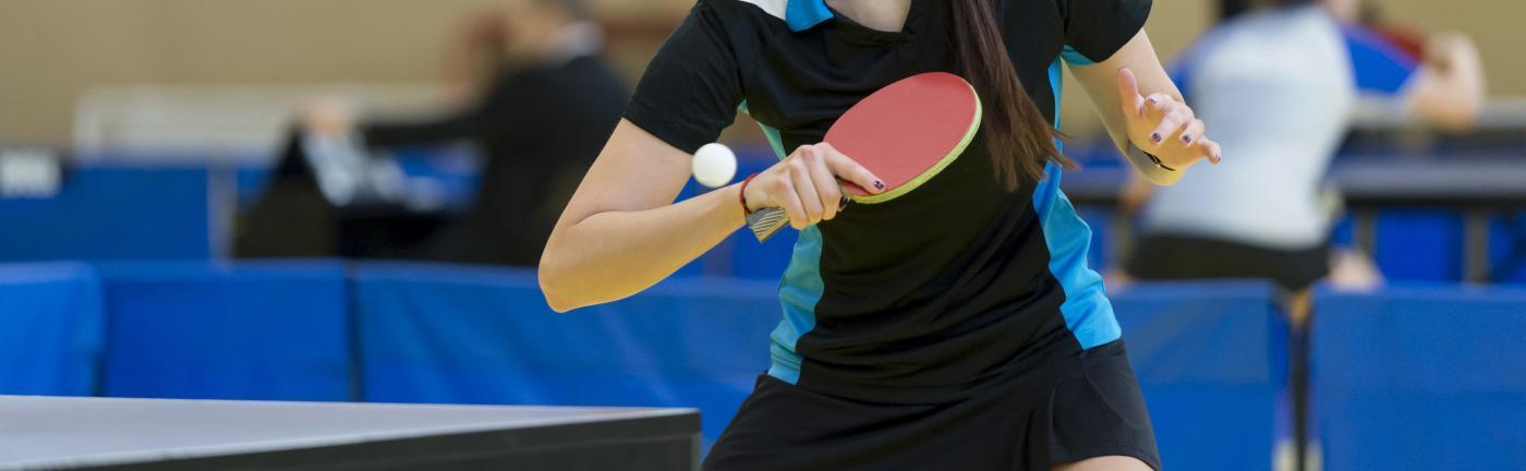 ping-pong TJ Slovan Broumov