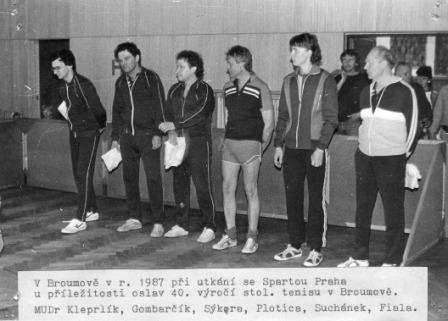 40.výročí Slovanu