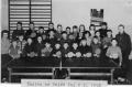 Mládež v Broumově 1958