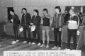 40 výročí nástup Slovanu:zleva:Kleprlík,Gombarčík,Sýkora,Plotica,Suchánek,Fiala